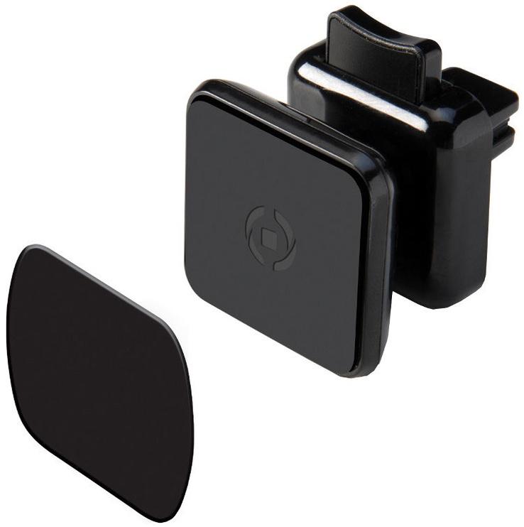 Celly V2 Magnetic Universal Car Holder Black