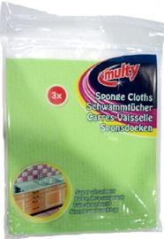 Multy Sponge Cloths 3pcs