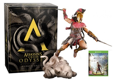 Assassin's Creed Odyssey Medusa Collector's Edition Xbox One