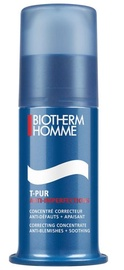 Pēc skūšanās krēms Biotherm Homme T Pur Anti Imperfections Concentrate Corrector, 50 ml