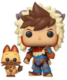 Funko Pop! Animation Monster Hunter Lute and Navirou 797