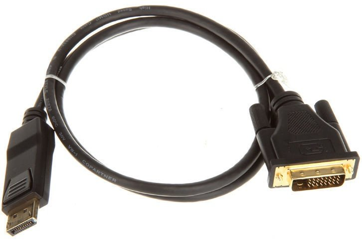 InLine DisplayPort To DVI Cable 3m Black