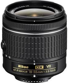 Nikon AF-P DX Nikkor 18-55mm F3.5-5.6 G VR (pažeista pakuotė)