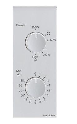 Panasonic NN-E22JMMEPG Silver