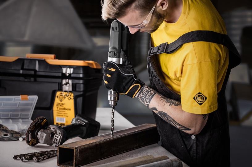 Urbis metālam Forte Tools Premium DIN 338, 4x75mm