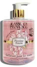 Jeanne En Provence Cleansing Hand Wash 500ml Pivoine Feerie