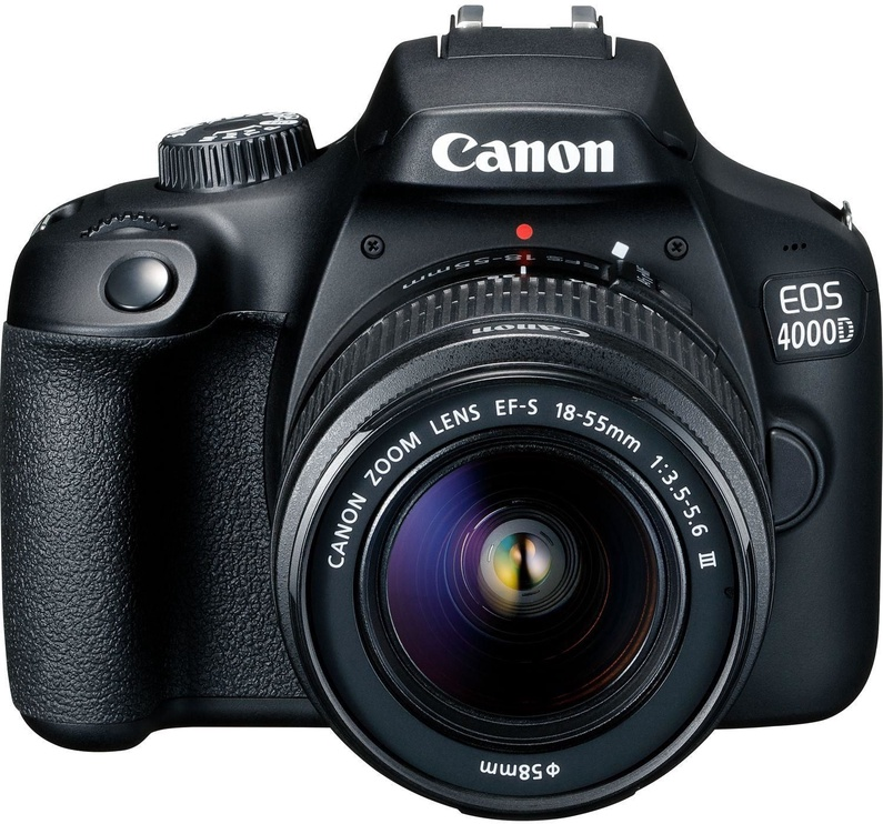 Canon EOS 4000D 18-55mm III EU26 Kit