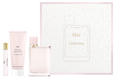 Burberry Burberry Her 100ml EDP + 75ml Body Lotion + 7.5ml EDP
