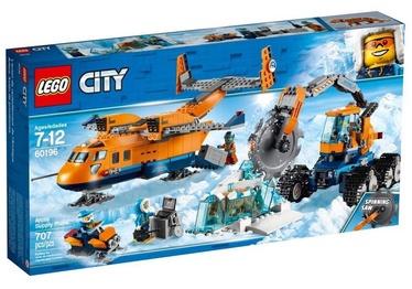 Konstruktorius Lego City Arctic Supply Plane 60196