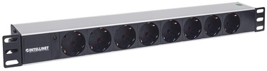 Intellinet Power Strip Rack 19'' 1.5U 250V/16A 8xSchuko 1.6m