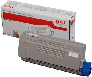 OKI C712 11.5K Toner Cyan