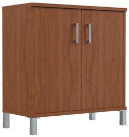 Skyland Born Office Cabinet B 410.2 Walnut