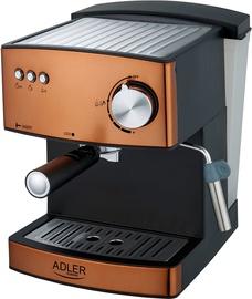 Kavos aparatas Adler AD 4404 Bronze