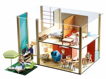 Djeco Dolls Houses Cubic House