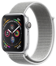 Apple Watch Series 4 44mm GPS Aluminum Silver/Seashell Loop