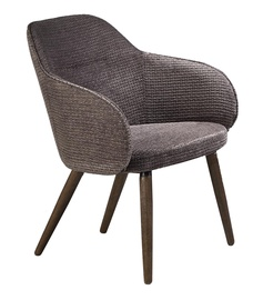 Fotelis Halmar Verano Dark Grey, 67x65x77 cm