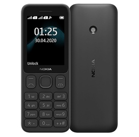 Mobile phone Nokia 125 black