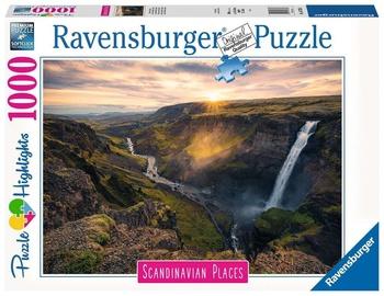 Ravensburger Puzzle Scandinavian Haifoss Iceland 1000pcs 16738