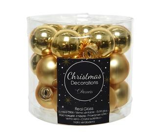 Jõulupuu ehe Decoris 010247 Gold, 24 tk