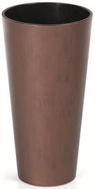 Prosperplast Tubus Slim Flower Pot Copper 20cm