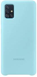 Nugarėlė silikoninė Samsung A51 Blue