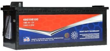 Аккумулятор AD BALTIC 680108100, 12 В, 180 Ач, 1000 а