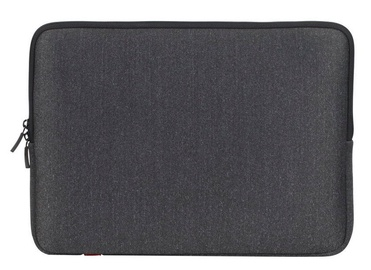 Rivacase Laptop Sleeve for Macbook Pro 15 Dark Grey 5133