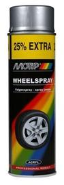Аэрозольная краска Motip Wheelspray, 0.5 л