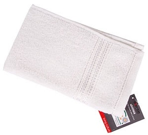 Verners Frotee Wick Pattern 50x100cm White
