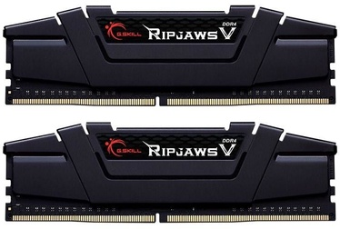 G.SKILL RipJawsV 16GB 3600MHz CL18 DDR4 KIT OF 2 F4-3600C18D-16GVK Black