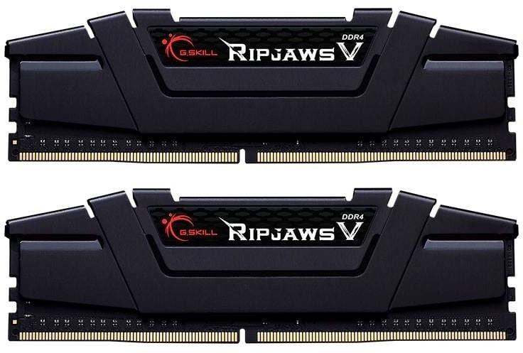 Operatīvā atmiņa (RAM) G.SKILL RipJawsV F4-3600C18D-16GVK DDR4 16 GB