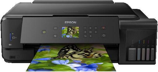 Многофункциональный принтер Epson L7180, струйный, цветной