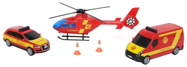 Dickie Toys City Rescue Team 203314927 Red