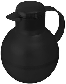 Emsa Thermos Mug For Tea Solera 1,0L Transparent Black