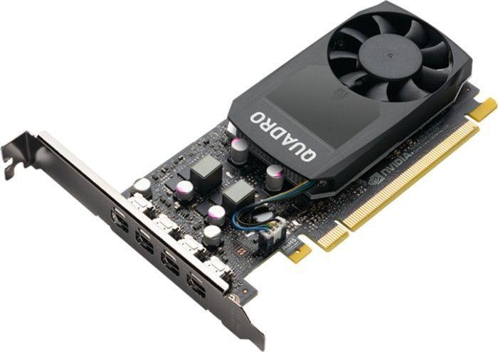 PNY Quadro P1000 V2 4GB GDDR5 PCIE VCQP1000V2-PB