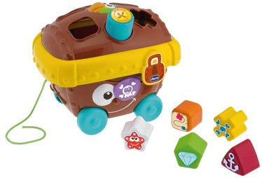 Chicco Pirate Chest Shape Sorter 05958