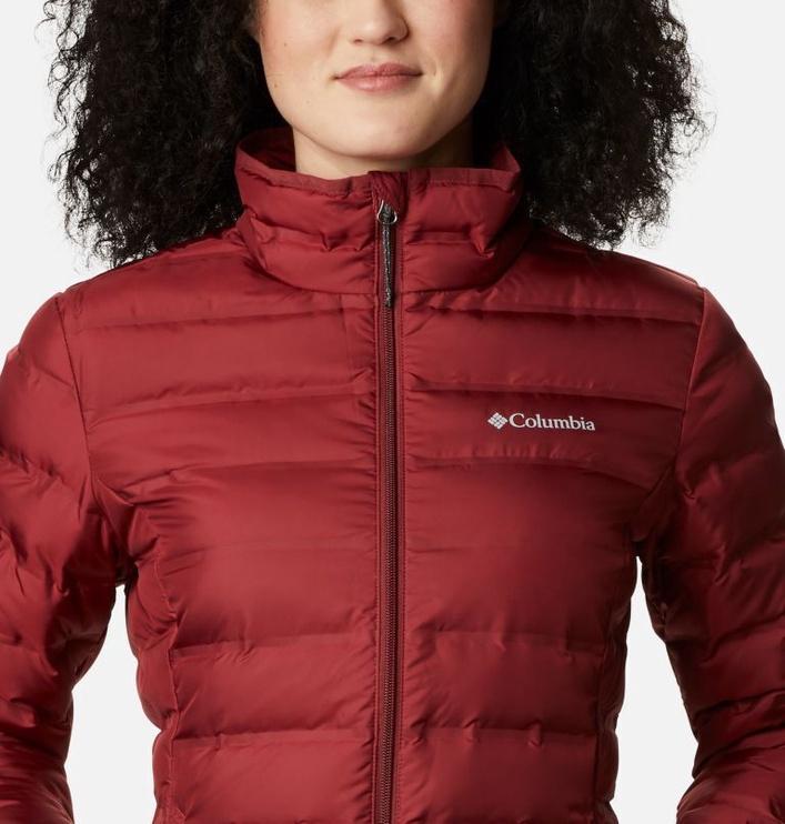 Columbia Lake 22 Down Womens Jacket 1859692619 Marsala Red S