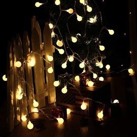 Elektrinė girlianda, burbuliukai, 500 LED, 11 m