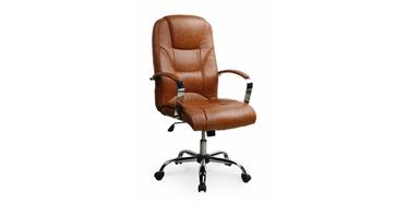 Biuro kėdė (vadovo) NELSON,spalva šviesiai ruda