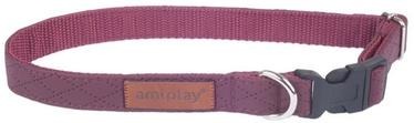 Amiplay Collar Cambrige L 35-50x2cm Purple