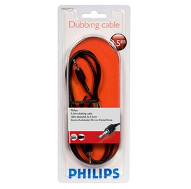 Kaabel 3.5mm-3.5mm 1.5m Philips SWA2529W