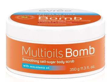 Evree Multioils Bomb Smoothing Salt-Sugar Body Scrub 350g
