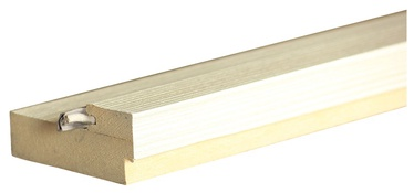Durų stakta Belwooddoors, šviesaus uosio, 76 x 2090 x 108 mm, 2,5 vnt.