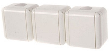 REML 229305000 Triple Socket White