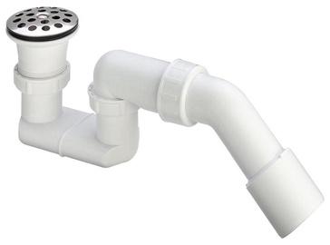 Dušas sifons ar cauruli Viega 312121 D70x110mm