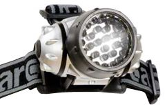 Pealamp Arcas 28-LED+3AAA patareid