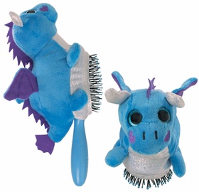 Wet Brush Plush Brush Dragon