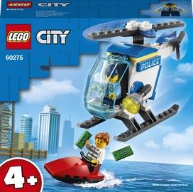 Конструктор LEGO City Полицейский вертолёт 60275, 51 шт.