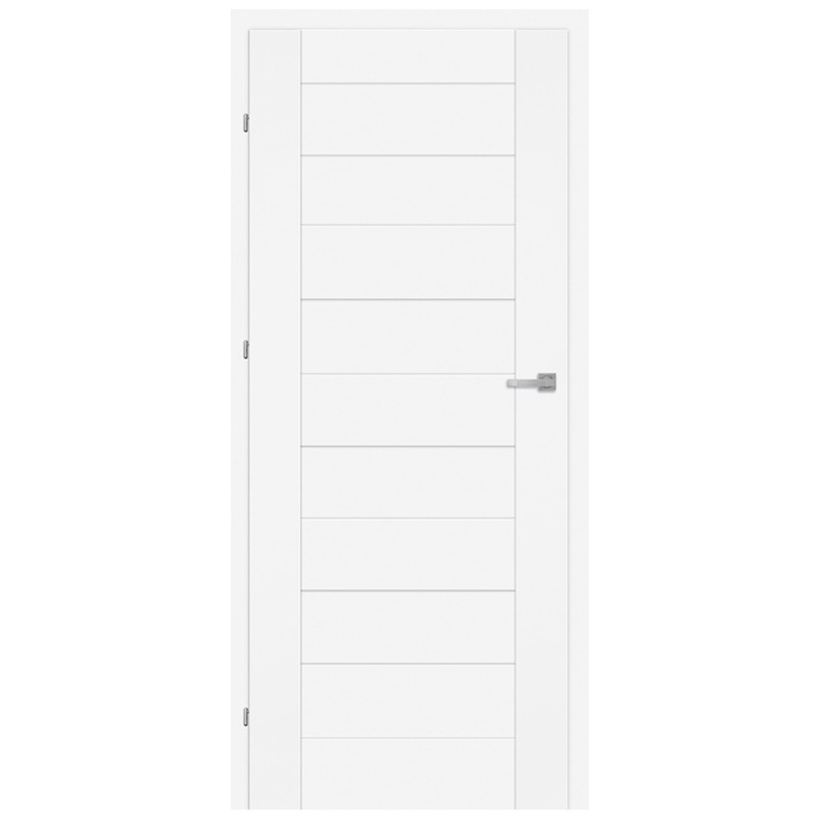 Classen Door Lora M1 Arctic White Left 844x2035mm