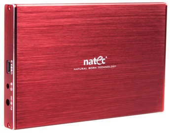 Natec Rhino Limited Edition Enclosure External 2.5'' SATA USB 3.0 NKZ-0481